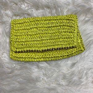 Basket-weave Clutch